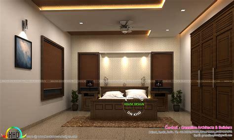 Simple bedroom interior design ideas | bedroom cupboards and bed interior designs. Living room and Master bedroom interior designs - Kerala ...