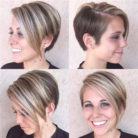 Krótkie fryzury z grzywk?   najlepsze inspiracje na lato