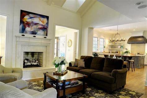 open plan living room designs  modern interior