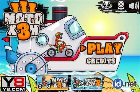 Free Moto X3m Games Online
