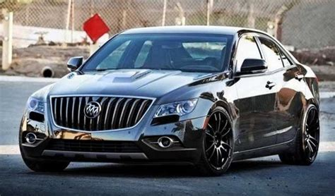 2018 Buick Grand National Price And Review  New Cars 2017