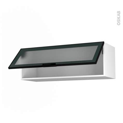 meuble cuisine haut porte vitr馥 meuble de cuisine en verre meuble cuisine couleur magnolia cuisine solaris en magnolia brillant photo 11 modles de cuisines pour trouver la vtre