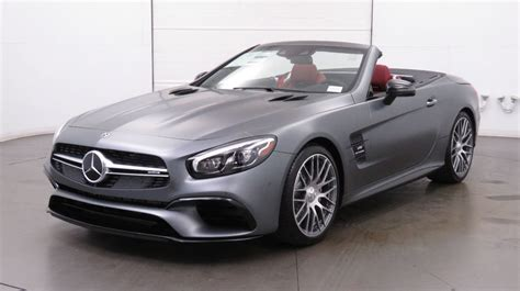 2018 New Mercedesbenz Amg Sl 63 Roadster At Penske