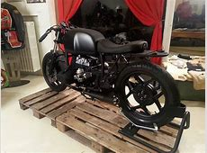 BMW r80 Cafe Racer by Oscar Tasso – The Dark Lady Utah