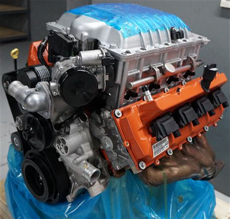 How Much Is A Hellcat Engine by Hellcat Crate Engine For Sale