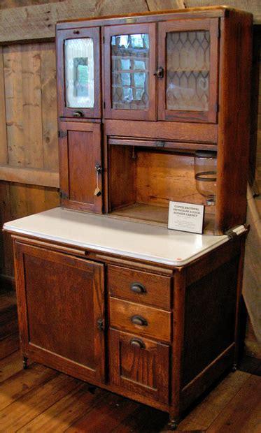 wanted    golden oak antique hoosier