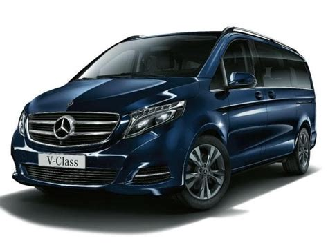 Mercedes V Class Photo by Mercedes V Class Specifications Features List