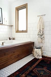 10 ceramic bathroom floor tile ideas for small spaces hunker