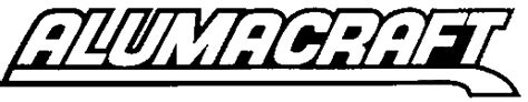 Alumacraft Boats Logo by Alumacraft Boat Decals Alumacraft Logo