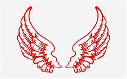 Wings Halo Angel Devil Horns Clip Clipart
