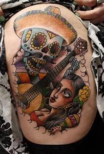 Dia De Los Muertos Tattoos | Tattoo Designs, Tattoo Pictures