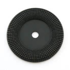shop laurey black cabinet backplate at lowes com