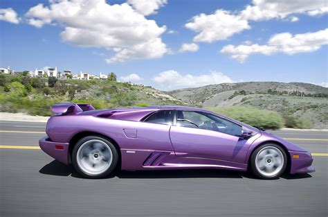 Lamborghini Diablo SE30 (Special Edition 30th Anniversary ...