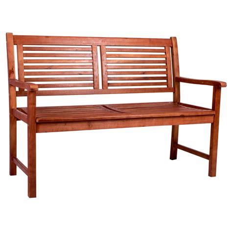 gartenmöbel 2 sitzer gartenm 246 bel gartenbank akazie holzbank parkbank 2 sitzer