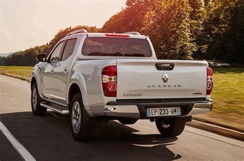 renault alaskan price renault alaskan review 2018 autocar