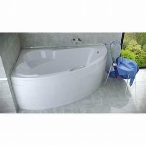 Baignoire Avec Tablier : baignoire oriego maxi baignoire design mobilier salle ~ Premium-room.com Idées de Décoration