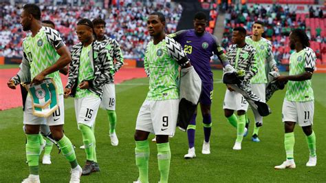 Fifa World Cup Nigeria Coach Takes Issue With Lies