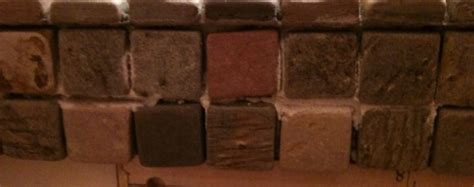Thinset For Mosaic Tile by How To Get Mosaic Or Glass Tile Accent Flat Diytileguy
