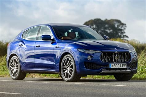 Maserati Used Price by Maserati Levante Suv From 2016 Used Prices Parkers