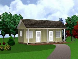 Small 2 bedroom cottage house plans economical small for Small 2 bedroom cottage design