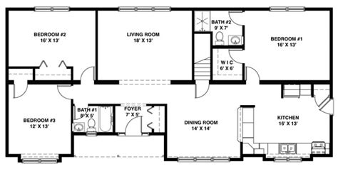 Living Room Plan Size by Shore Modular