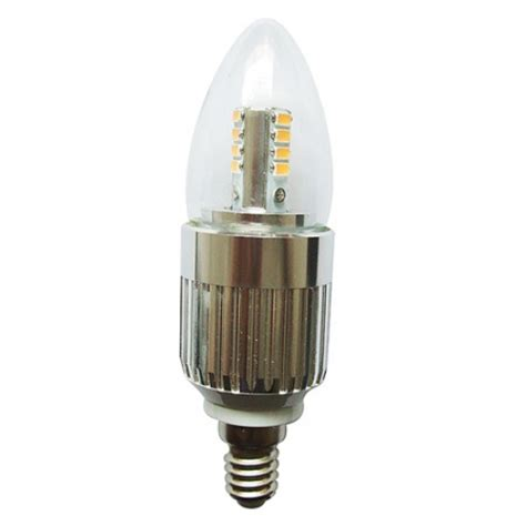 omailighting 174 6 pack led candle bulb dimmable 7 watt e14