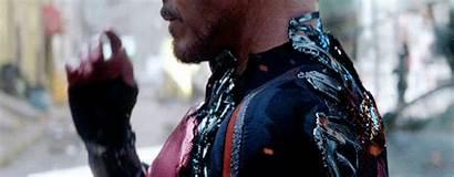 Iron Suit Nanotech War Infinity Avengers Build
