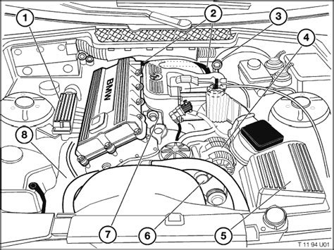 Engine Technical Information From Bmw