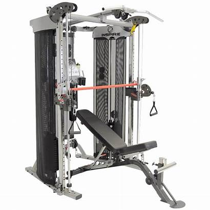 Inspire Ft2 Fitness Machine Strength Functional Trainer