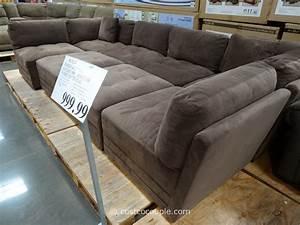 hayden 8 piece modular sectional costco With hayden 8 piece sectional sofa