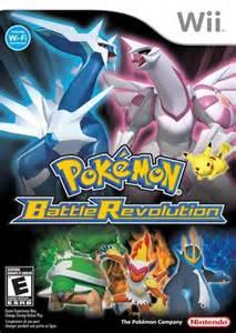 pokemon battle revolution wii pal wbfs