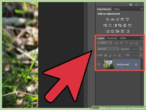 how to colors in photoshop 2 clear and easy ways to invert colors in photoshop wikihow
