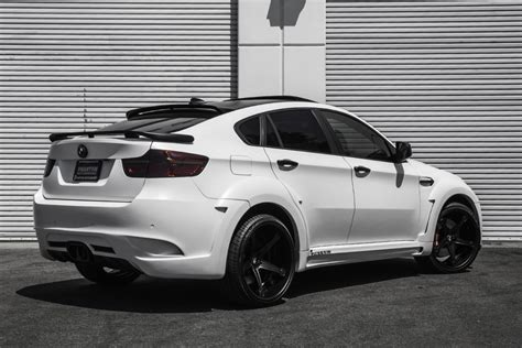 Custom Bmw X6 With Hamann Kit And Forgiato Wheels