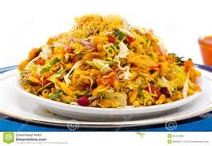 Bhel Puri Indian Food