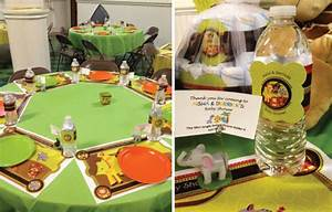 """A """"Wildly"""" Detailed Safari Baby Shower Big Dot Of Happiness"""