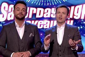 Ant McPartlin news: Family involved in drink driving crash ...