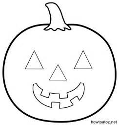 Halloween Jack O Lantern Templates