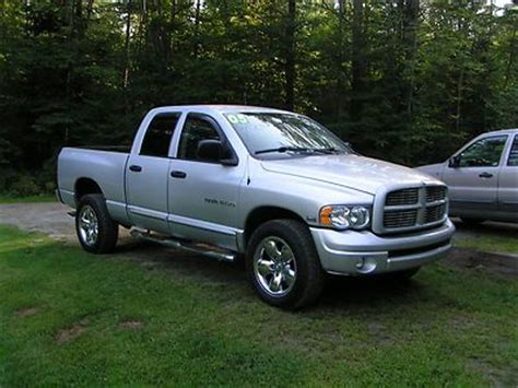 2005 Dodge Ram 1500 Rims by Purchase Used 2005 Dodge Ram 1500 Slt Cab 20 Quot Rims 5
