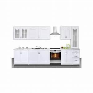 Cuisine Complète Pas Cher : cuisine complete pas cher cuisine en image ~ Melissatoandfro.com Idées de Décoration