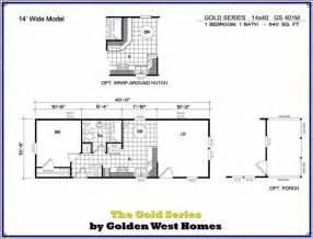 cabin building plans 14x40 cabin floor plans