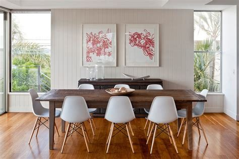 coastal dining room house contemporary dining room brisbane by Modern