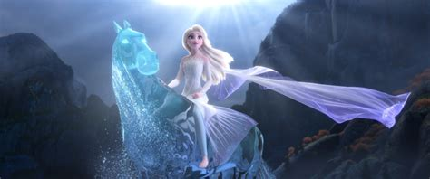 frozen   production design transformed elsa
