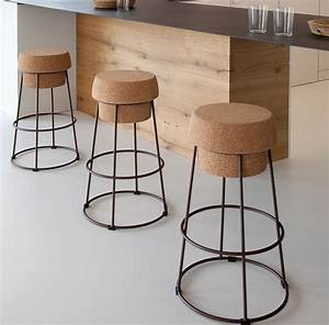 Chaises De Cuisine Modernes : chaises de bar dans la cuisine contemporaine 18 id es cool ~ Teatrodelosmanantiales.com Idées de Décoration