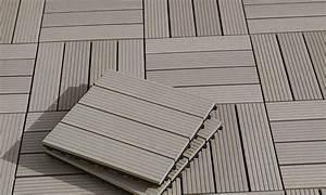 Terrassenfliesen Holz Klicksystem Verlegen : wpc terrassen fliesen su09 hitoiro ~ Michelbontemps.com Haus und Dekorationen
