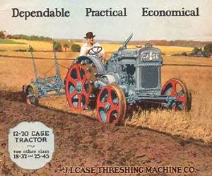 Frazier Dailey Makes the Case for Antique Tractors ...