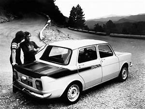 Simca 1000 Rallye 2 : topical advertising rear engined cars ran when parked ~ Medecine-chirurgie-esthetiques.com Avis de Voitures