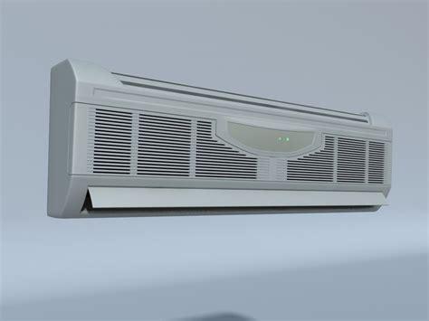 air conditioner indoor unit obj