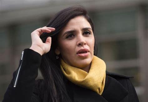 Wife of 'El Chapo' faces international drug trafficking ...