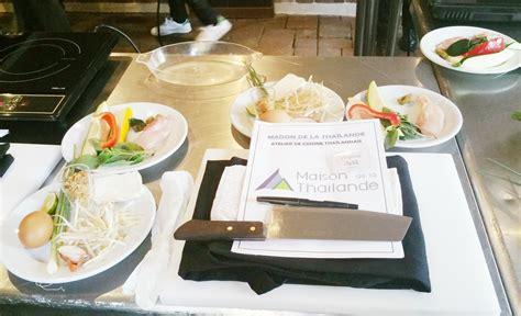 cours de cuisine finistere maison thailande cours de cuisine ventana