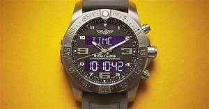 The Best Luxury Smartwatches For Men From Breitling  Mont